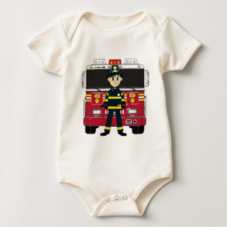 Fireman with Fire Engine Creeper