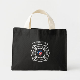 Fireman Wives USA Bag