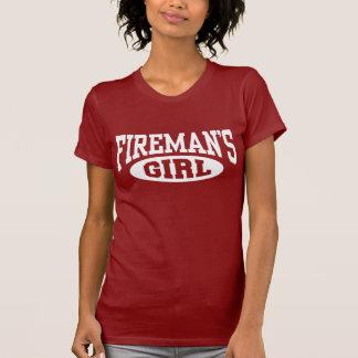 Fireman's Girl Tee Shirt