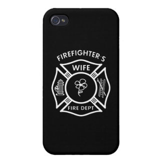 Firemans Wife Covers For iPhone 4