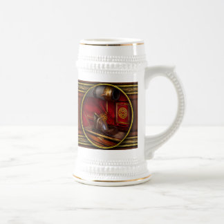 Firemen - An elegant job Coffee Mugs
