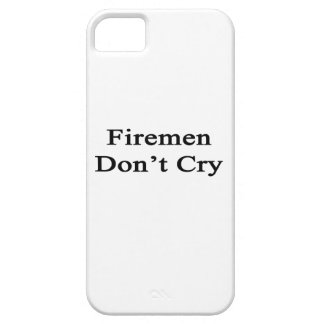 Firemen Don t Cry iPhone 5 Cases