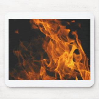 Firemen Flames Fire Peace Office Art Love Destiny Mouse Pads