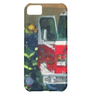 Firemen - Inside the Fire Station Case For iPhone 5C
