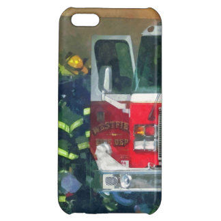 Firemen - Inside the Fire Station Cover For iPhone 5C