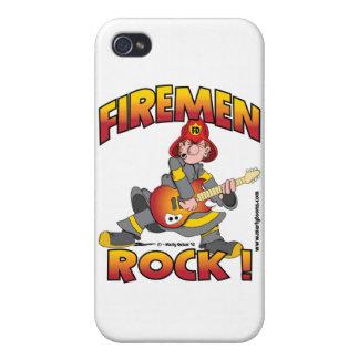 FIREMEN ROCK merch.png iPhone 4/4S Cases
