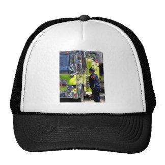 Firemen Talking Hats
