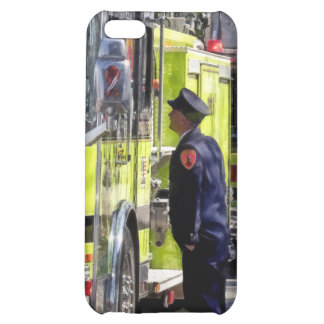 Firemen Talking iPhone 5C Covers