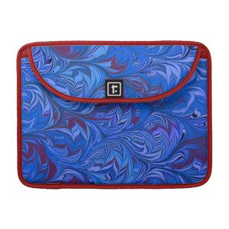 """Firenze blu cobalto"" Sleeves For MacBook Pro"