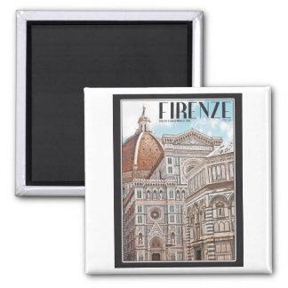 Firenze Duomo Magnet