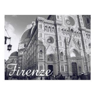 Firenze Duomo Postcard