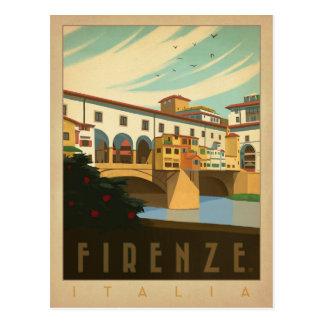 Firenze, Italia Postcard