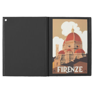 Firenze Poster iPad Pro Case