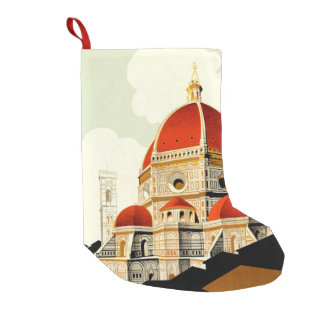 Firenze Small Christmas Stocking