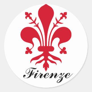 Firenze Stickers