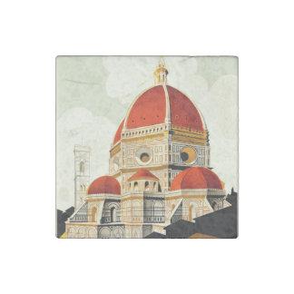 Firenze Stone Magnet