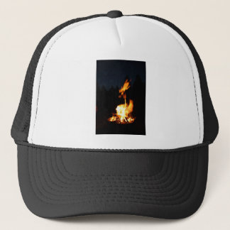 Firepit Trucker Hat