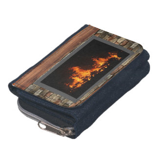 Fireplace Wallet
