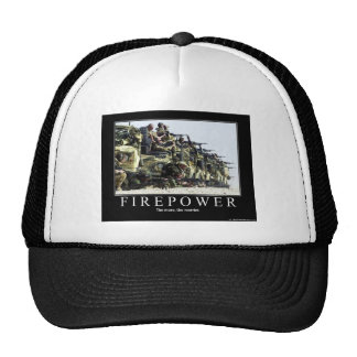 Firepower Hats