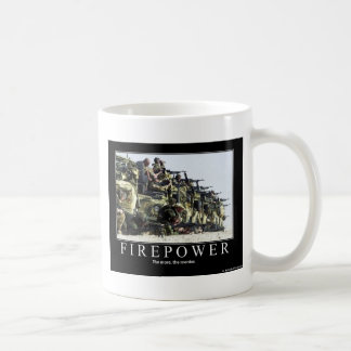 Firepower Mugs