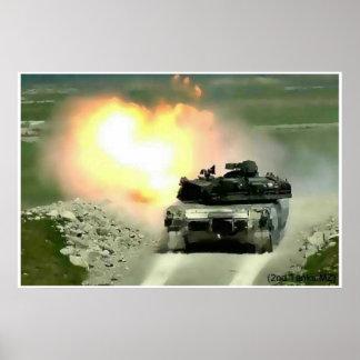 Firepower! Poster