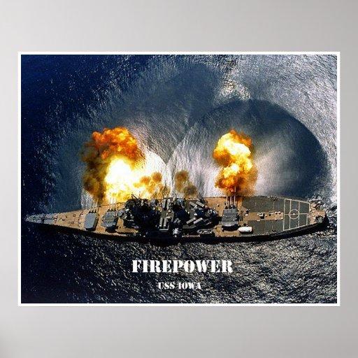 Firepower Poster