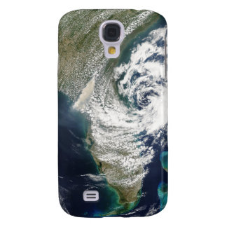 Fires and smoke in Georgia and Florida Galaxy S4 Case