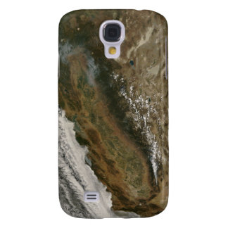 Fires in California Galaxy S4 Cover
