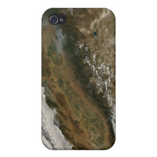 Fires in California iPhone 4/4S Cases