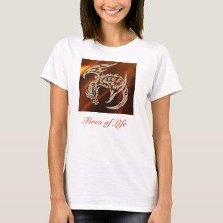 Fires of Life women's T-shirt