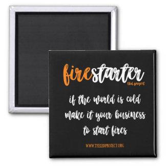 firestarter magnet