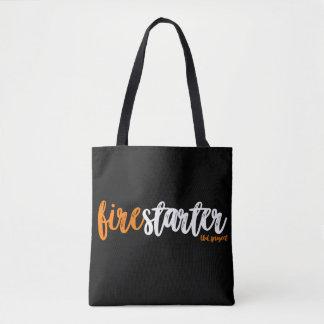 firestarter tote
