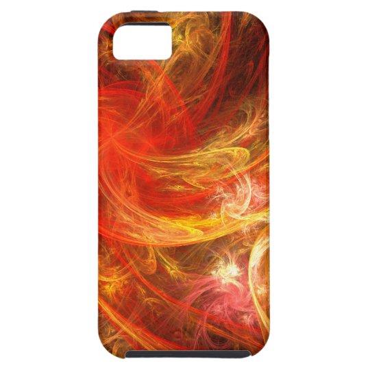 Firestorm Abstract Art iPhone 5 iPhone 5 Case