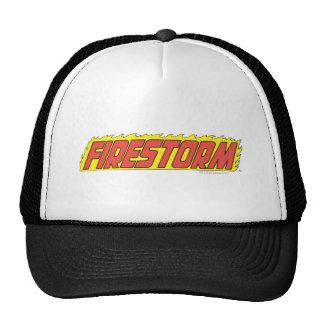 Firestorm Logo Cap