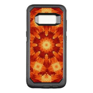 Firestorm Mandala OtterBox Commuter Samsung Galaxy S8 Case