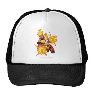 Firestorm Punch Cap