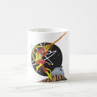 Firestorm - The Nuclear Man Coffee Mug