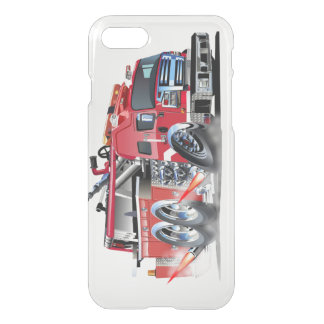 firetruck burnout iPhone 7 case