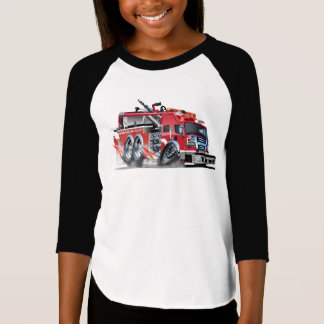 firetruck burnout T-Shirt