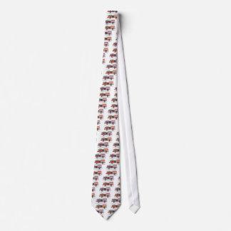 Firetruck Vector Tie