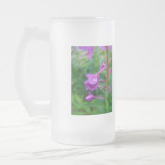 Fireweed After the Rain Frosted Glass Mug