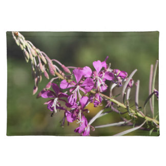 Fireweed Placemat