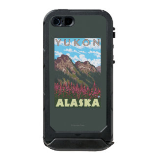Fireweed & Mountains - Yukon, Alaska Incipio ATLAS ID™ iPhone 5 Case