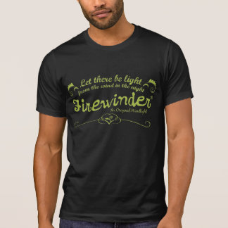 Firewinder Tee (Lime/Destroyed)