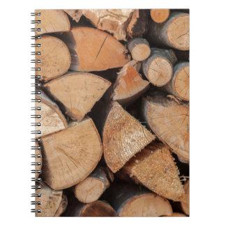 firewood notebook