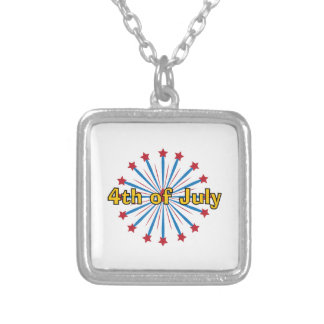 Firework_4th Of July Pendant