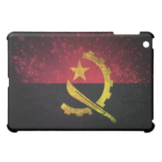 Firework; Angola Flag Cover For The iPad Mini