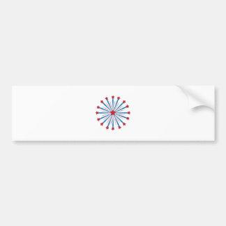Firework_Base Bumper Sticker