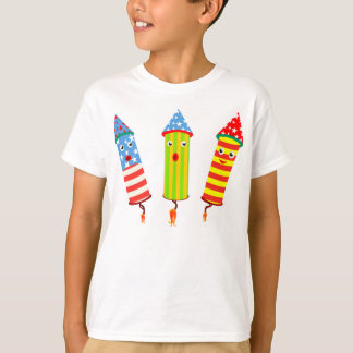Firework Celebration T-Shirt