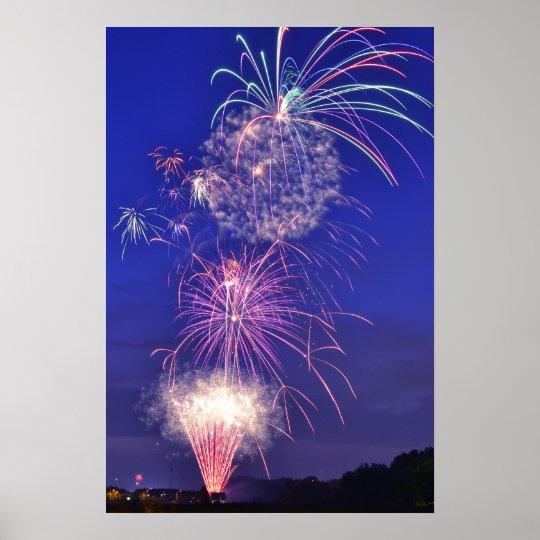 Firework Extravaganza Poster